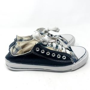 Great Diva Multi Tongue Low Top Shoes Women Size 8